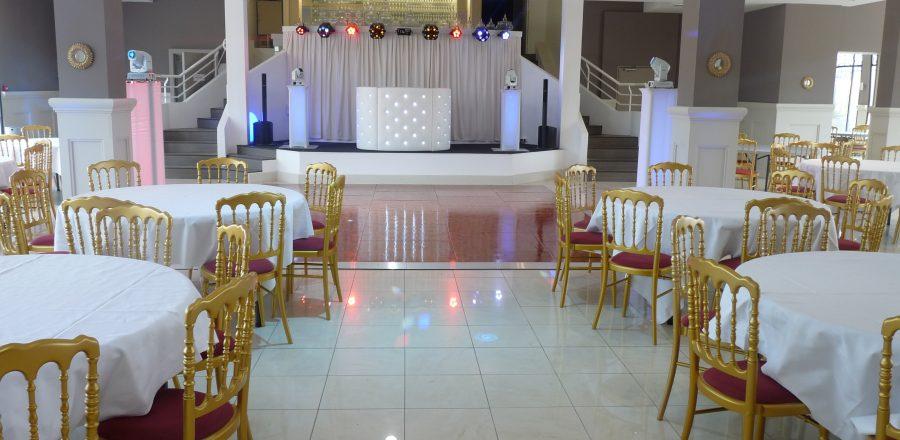 salle mariage Grand Hotel des sablette Var - Hotel hilton spa var