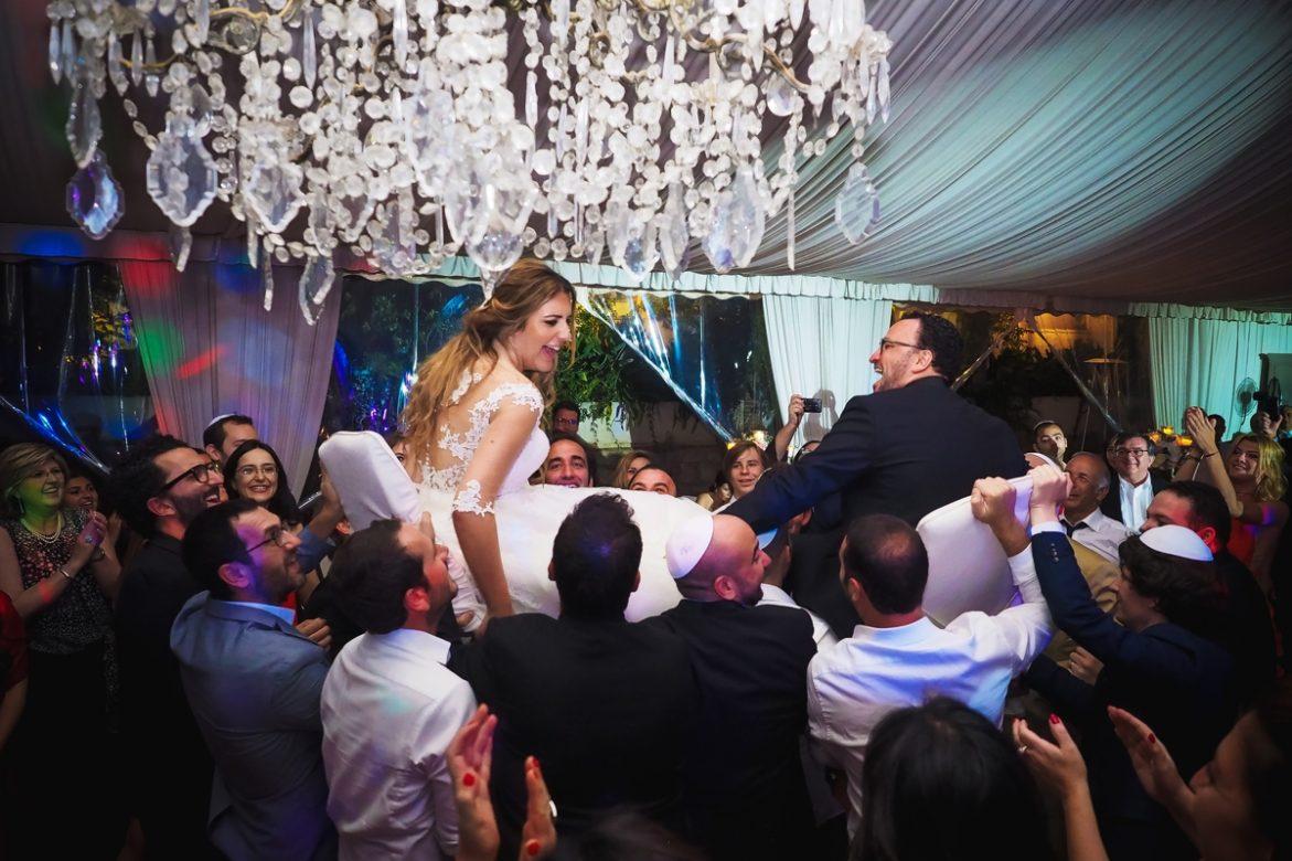 mariage cacher juif houpa var