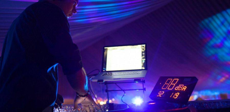 DJ de mariage, animation et choix des musiques dans notre salle de mariage de TOULON