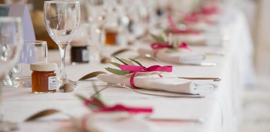 Magnifique table par wedding planner toulon