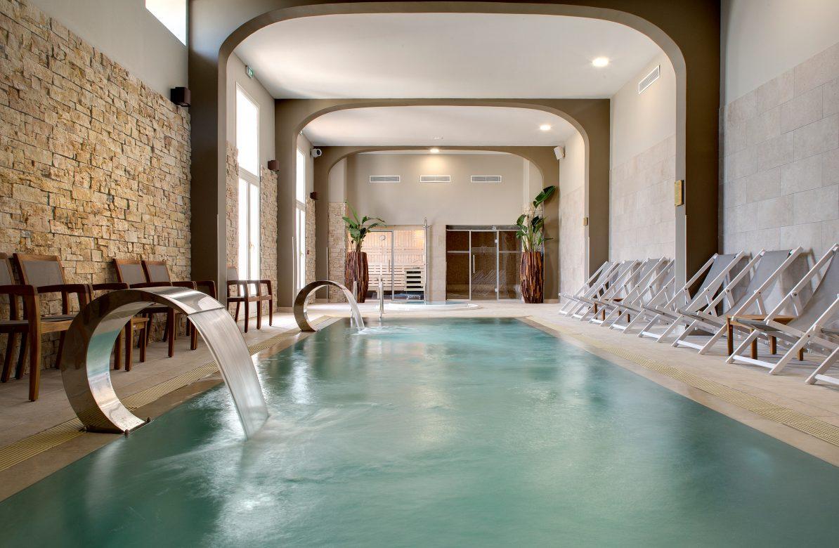 Sejour Hotel Spa Nuxe Detente Garantie Au Grand Hotel Des Sablettes